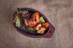 Tandoori Chicken (4 pcs)