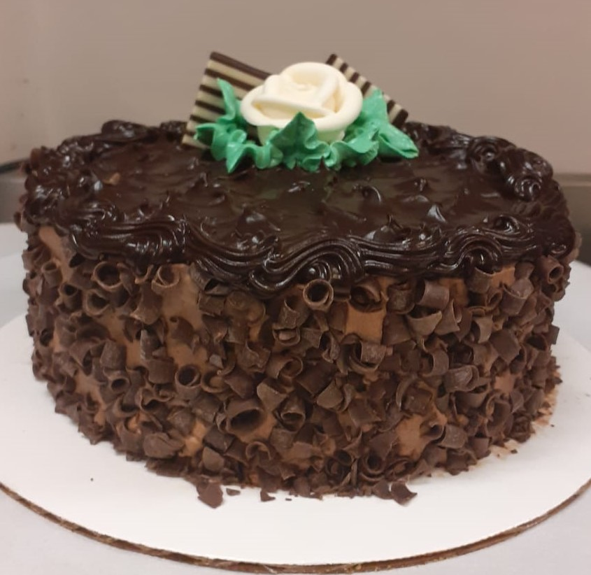Chocolate Delight Cake