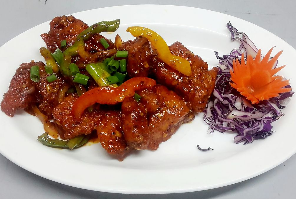 Chilly Chicken