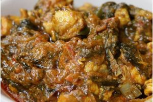 Gongura Chilli Chicken