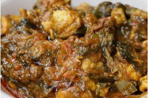 Gongura Chilli Chicken