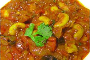 Tomato Cashew Curry