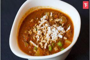 Chettinadu veg curry