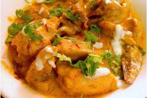 Chicken Mughalai