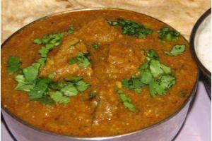 Lamb Mughalai