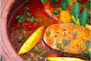 Nellore Fish Curry