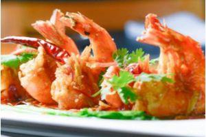 Mayuri Special Shrimp Fry