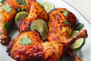 Tandoori Chicken(HALF)
