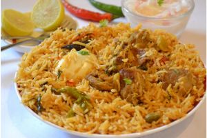 Special Chicken Biryani(Bone Less)