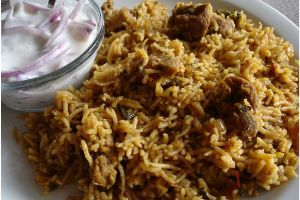 Goat Biryani(Family Pack)