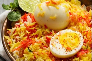 Egg Biryani(Family Pack)