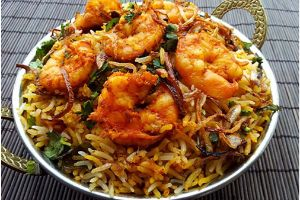 Shrimp Biryani(Family Pack)