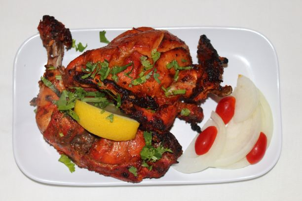 Bhatti Ka Murgh (Tandoori Chicken)
