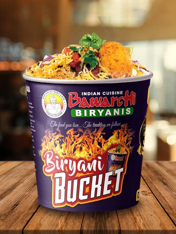 Bucket Hyderabad Dum Biryanis