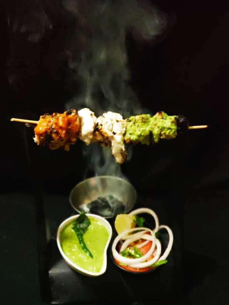 Chicken Tikka Kabab - 6 pcs