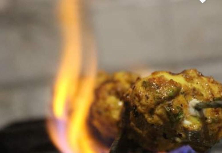 Chicken Malai Kabab - 6 pcs