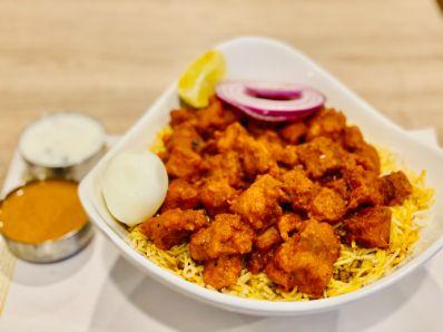 Vijayawada Boneless Chicken Biryani