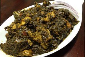 Gongura Chicken Curry