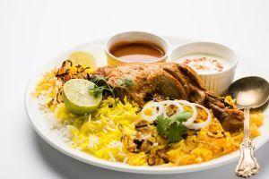 NV - Family pack Biryani Combo - Dum Chicken with Non Veg - Appetizer