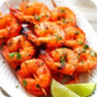 TANDOORI SHRIMP