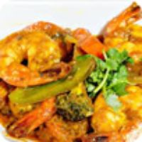 SHRIMP JALFREZI
