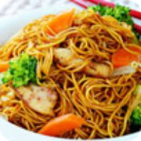 CHICKEN SOFT FRIED NOODLE
