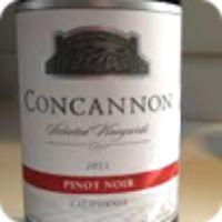 Pinot Noir Concannon, California