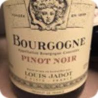 Pinot Noir, Louis Jadot, France