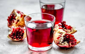 Pomegranate Juice (**2)