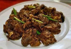 Mutton Sukka (GOAT)