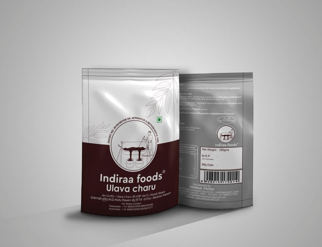 Ulava Charu Regular - 250 grams (Pack of 4)