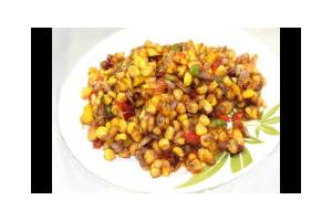 Chilli Peper Corn