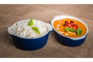 Amaravathi Chicken Curry