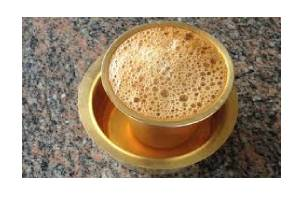 Indian Coffee Brewed