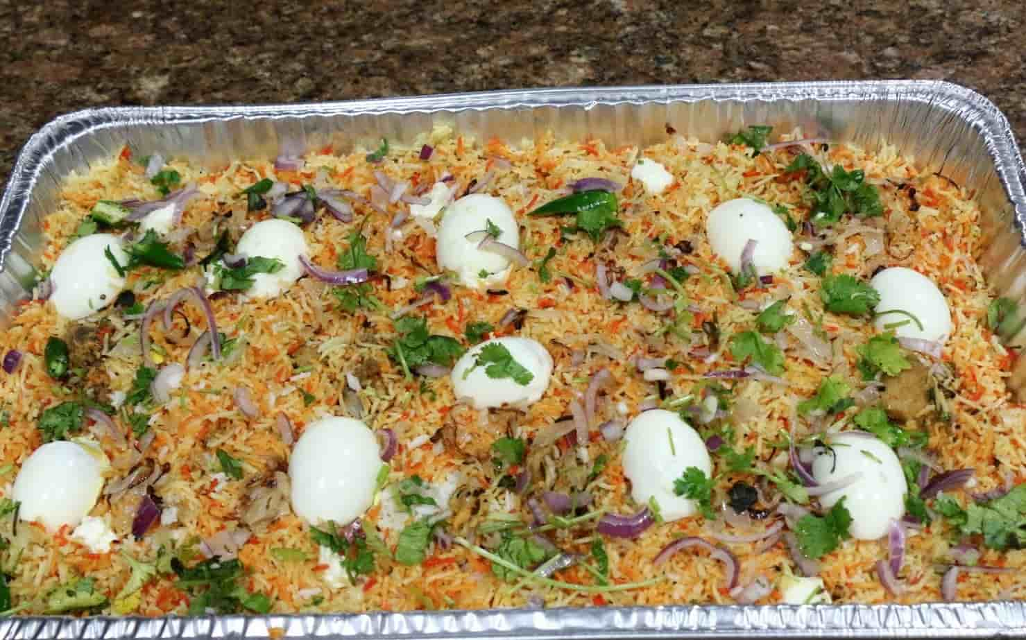 Tray Family Pack (Veg Pot Biryani)