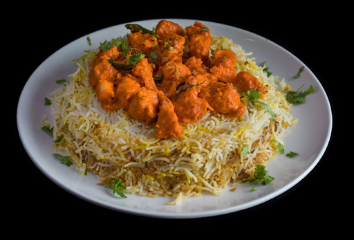 CHICKEN TIKKA BIRYANI .