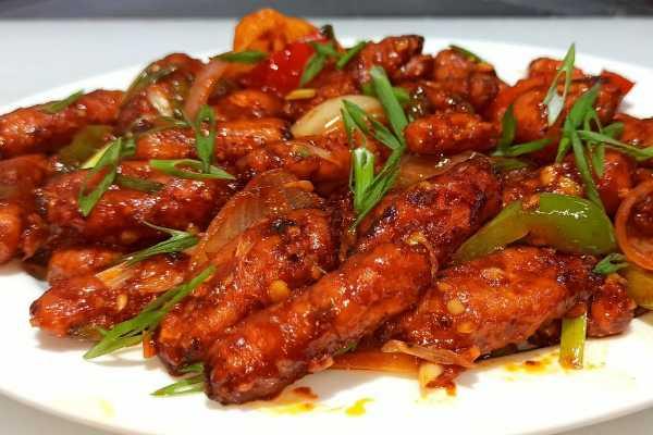 Chilli Pepper Corn