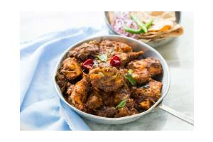 Chicken Chettinadu (Chef's Special)