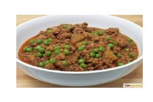 Kheema Muttar Masala (Chef's Special)