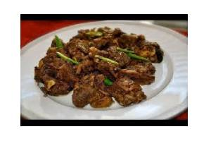 Mutton Sukha (Chef's Special)
