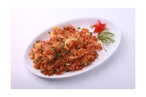 Schezwan Fried Rice Veg