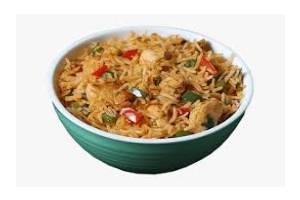 Schezwan Fried Rice Chicken