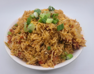 Chicken Szcheuan Rice
