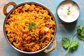 Veg Pot Biryani - Family Pack