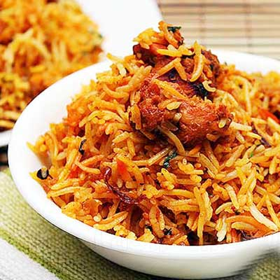 Vijayawada Chicken Biryani