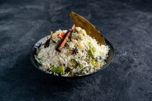 Vegetable Mix Rice