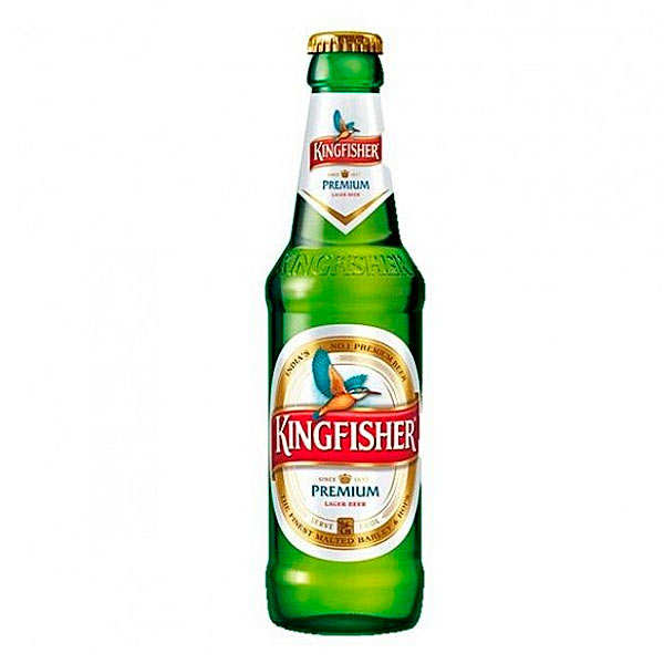 Kingfisher Beer - 6 pack 12 oz Btl