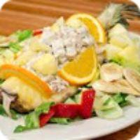 Desi salad ( chicken or Veg )