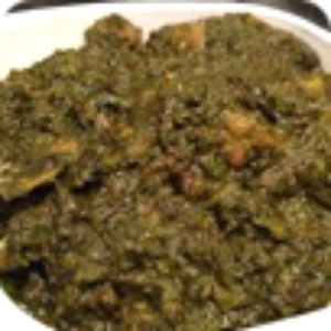 Spinach Goat