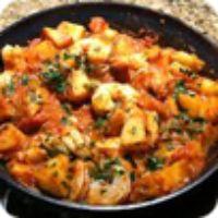 Chefs Signature Shrimp curry